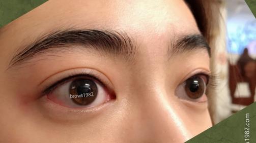 自然款上下內眼線讓雙眼加倍動人!